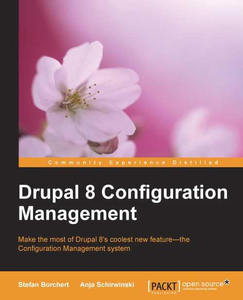 Drupal 8 Configuration Management